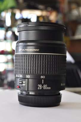 Canon EF 28-80mm f/3.5-5.6 V USM ACEPTO CAMBIOS