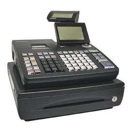 Caja Registradora CASIO Pcrt500