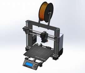 PLANOS IMPRESORA 3D Prusa i3 MK2 **25000**