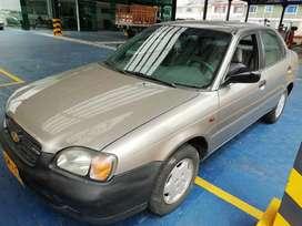 Chevrolet Steem Modelo 2002