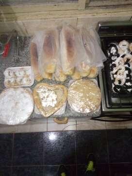 ***Panadería, Pan saborizado y más a domicilio.