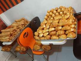 Se Vende Hermosa Panaderia