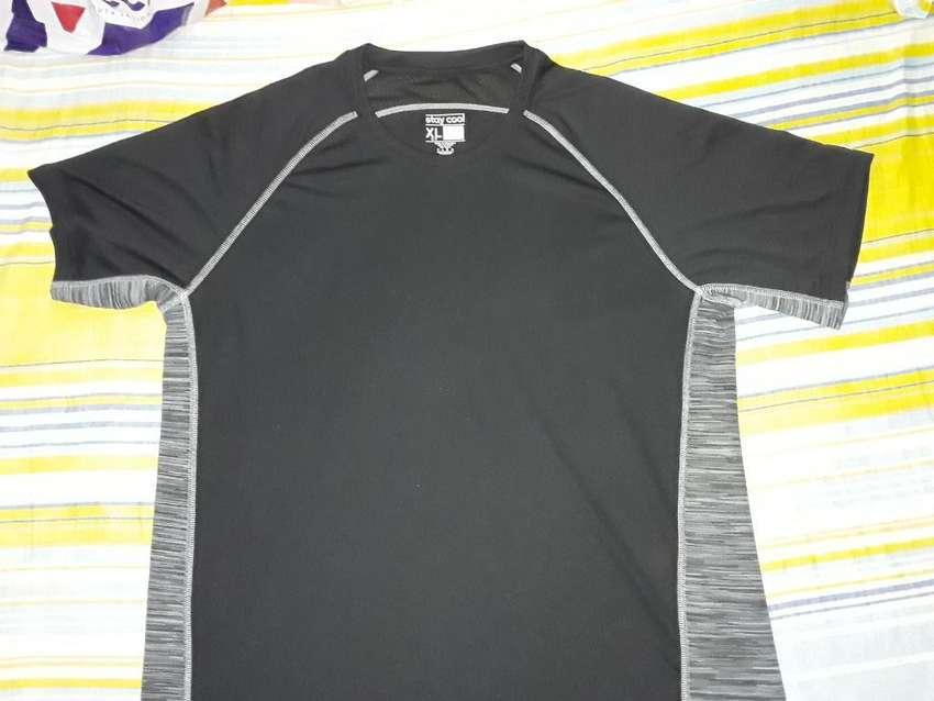 Camiseta Deportiva Adidas Negra 0