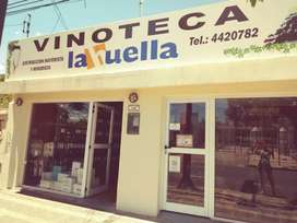 """Consultora Vende fondo de Comercio Vinoteca """"La Huella"""""""