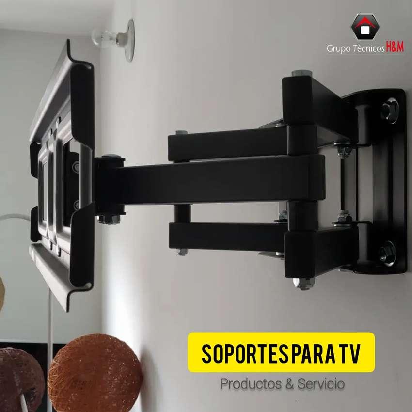 Servicio Instalaciones de Televisores en Zipaquirá - Soportes Para TV - Bases Para TV, Instalaciones Para el Hogar Chía