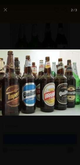 Botellas 15.cada Una