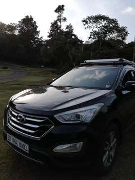 Se vende hiunday santa fe full extra