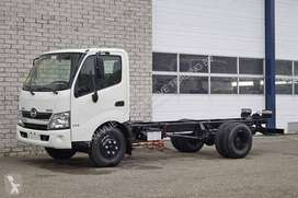 Camiones Hino Serie 300 y Serie 500