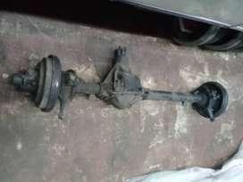 Diferencial dana 25 delantero orig jeep willys ika cintas campanas en std40