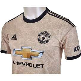 Camiseta Men's Manchester United Away Jersey 19-20 Original