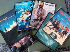 Revistas de viaje Marco Polo coleccionables