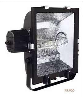Proyector Exterior Profesional Lucciola Premium3-lamp+balasto