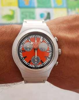 Vendo Reloj Swatch Alumino