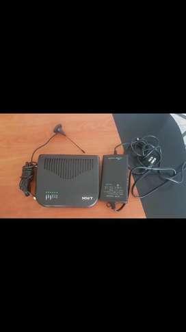 Base Gsm Usada Telcom  Fwt