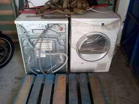 Mantenimiento y Arreglo de Lavadoras y Secadoras