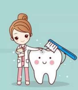 Necesito Odontóloga con amplios conocimientos