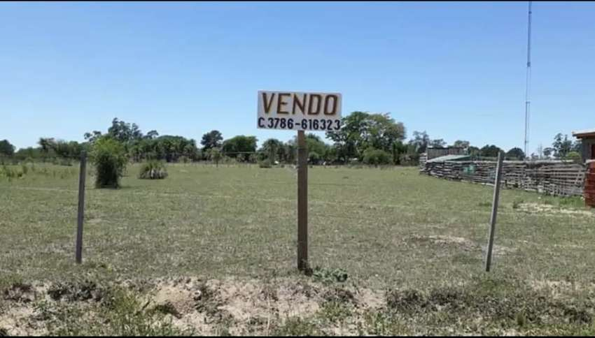 Vendo terreno en Ituzaingó - Corrientes