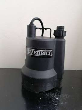 Bomba de agua Everbilt modelo SUP54 - Hd