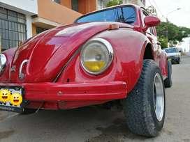 Vendo vocho escarabajo volswagen