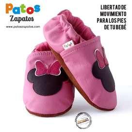 Zapatos Para Bebes Niñas Para Aprender A Andar. Minnie
