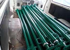 Puntales Metálicos Para Construcción.