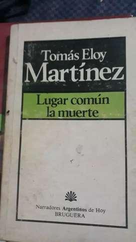 LUGAR COMUN LA MUERTE (usado)