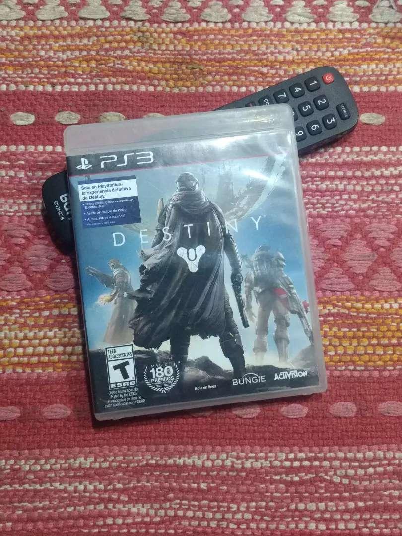 Juego PS3 Destiny Fisico 0