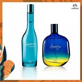 Natura pareja de perfumes humor