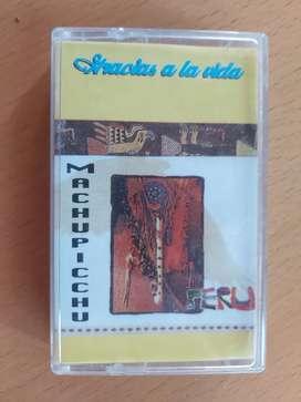Machupicchu gracias a la vida peru vol 1 cassette