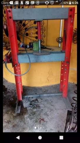 Prensa hidráulica 20 toneladas