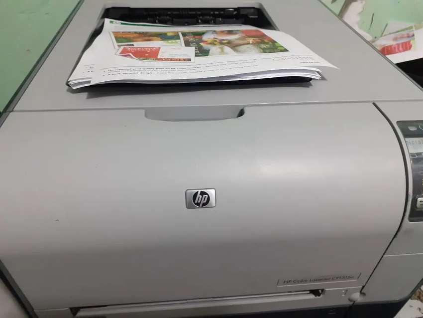Impresora color cp 1515n