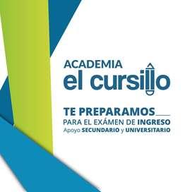 CLASES DE APOYO ONLINE. PARCIALES Y FINALES UNIVERSITARIOS