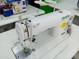 Máquina recta de coser