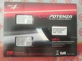 MEMORIA RAM DDR4 32GB EVOPOTENCIA