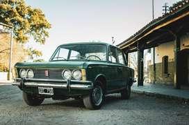 Fiat 1600  - Berlina - Mod 71