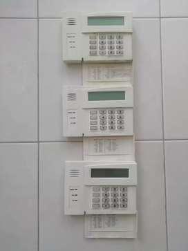 Teclados alfanuméricos