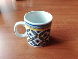Juego 6 Tazas Tacitas Cafe Pequeñas