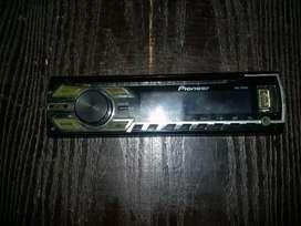 Mascarilla de radio Aveo  pioneer  2550