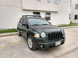 Jeep Compass 2011 80,000 Km Full Equipo
