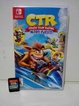 Crash Team Racing - Nitro Fueled - Nintendo Switch