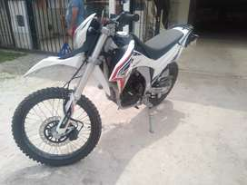 Corven Triax txr 250