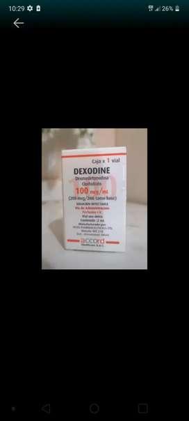 Precedex ( desmedetomidina) Dexodine