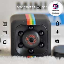 MINI CÁMARA SQ11