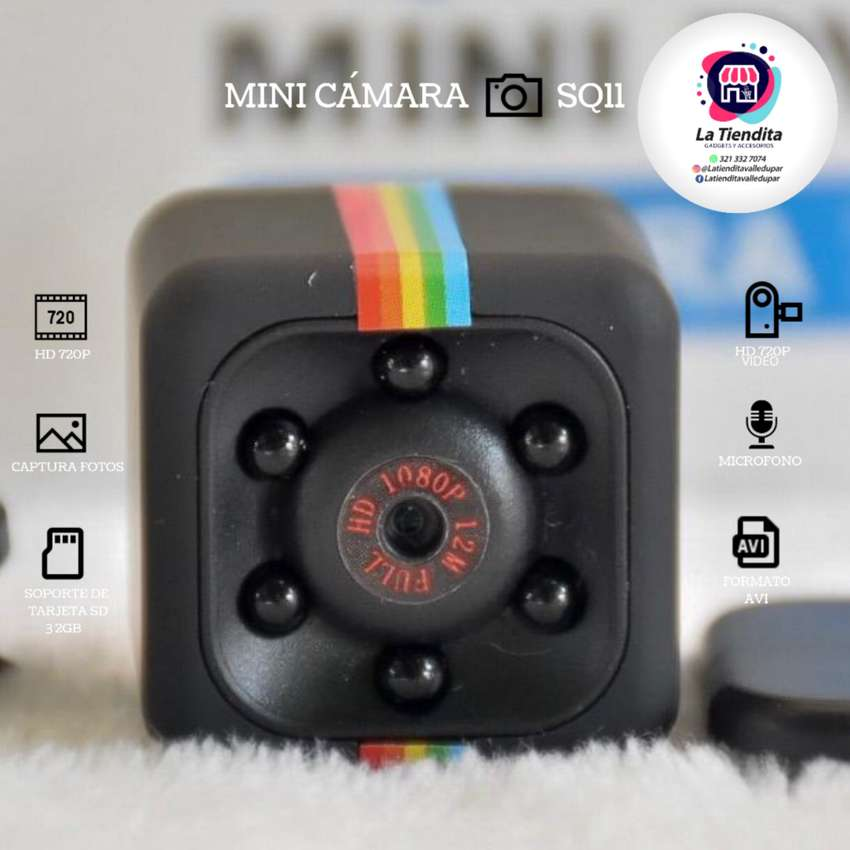 MINI CÁMARA SQ11 0