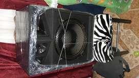Vendo cabinas de sonido  3205709337