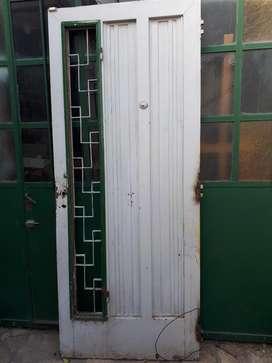 Puerta de Chapa sin Marco