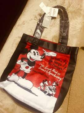 Bolso Mickey Mouse Original