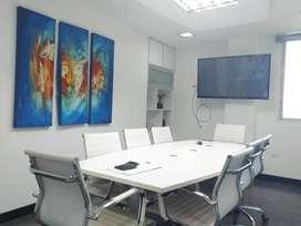 Se Alquila Moderna Oficina en Puerto Santa Ana. - P. SILVA - K. PADILLA