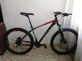 """Bicicleta MTB 29"""" NUEVA - Suspensión delantera"""