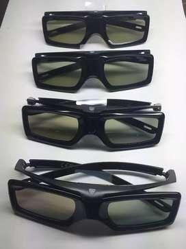 Gafas sony 3D